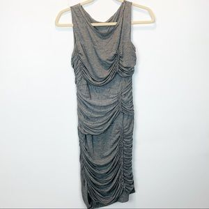 BCBG MaxAzria Grey Dress